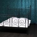 кровать в фотостудии